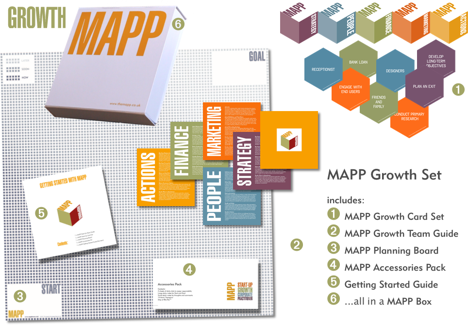 MAPP Coach Business Growth kit
