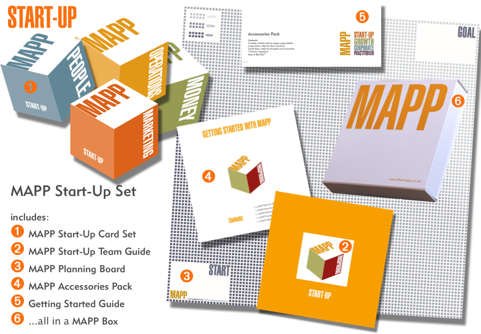 MAPP Coach Start-Up kit