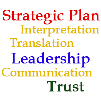 Good Leadership Relies Upon Interpretation, Communication And Trust